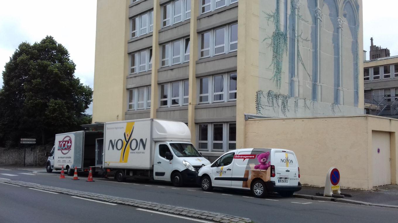 Noyon déménage Saint-Lô Agglo !