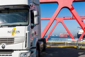 noyon trnasport international normandie export