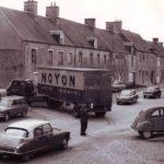 1965 Camion NOYON livraisons à Baupte (50)