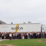 2008 NOYON Nouveau logo lancement mai