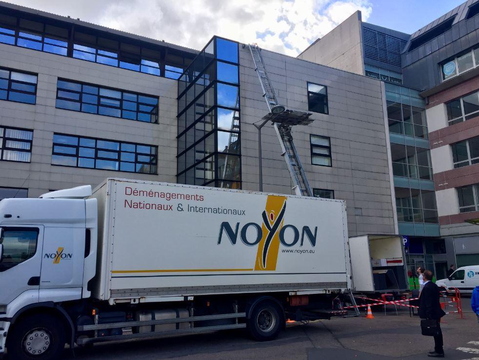 NOYON Déménagements à Caen