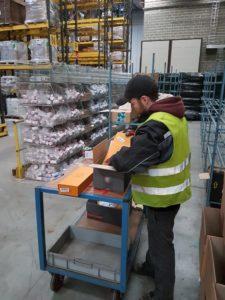 logistique e commerce Normandie transport logistique elogik