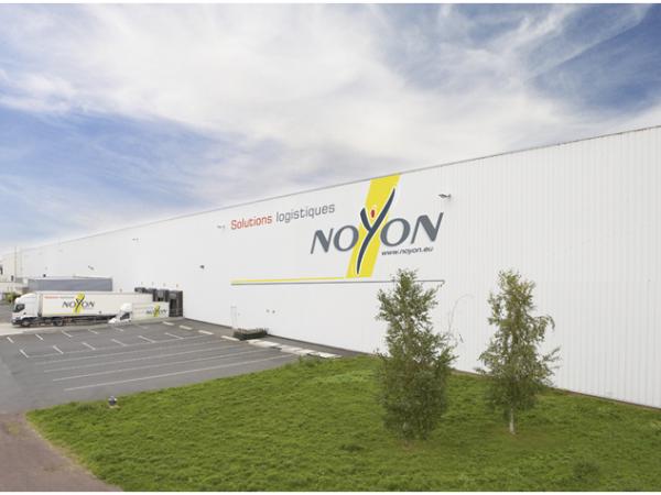 Plateforme NOYON Logistique