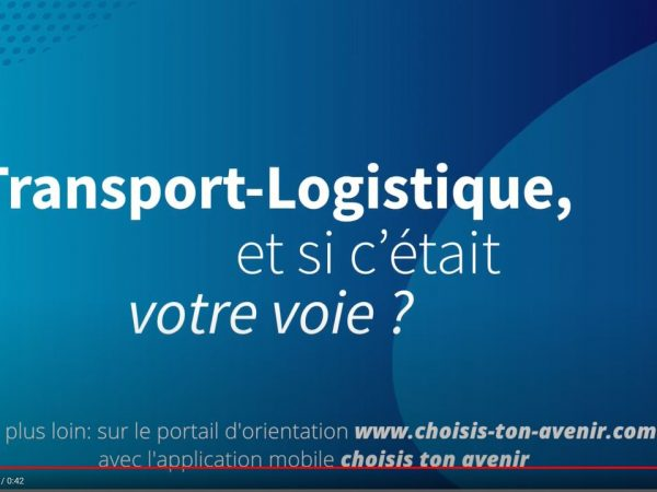 AFT La logistique votre avenir du 23 au 27 novembre 2020